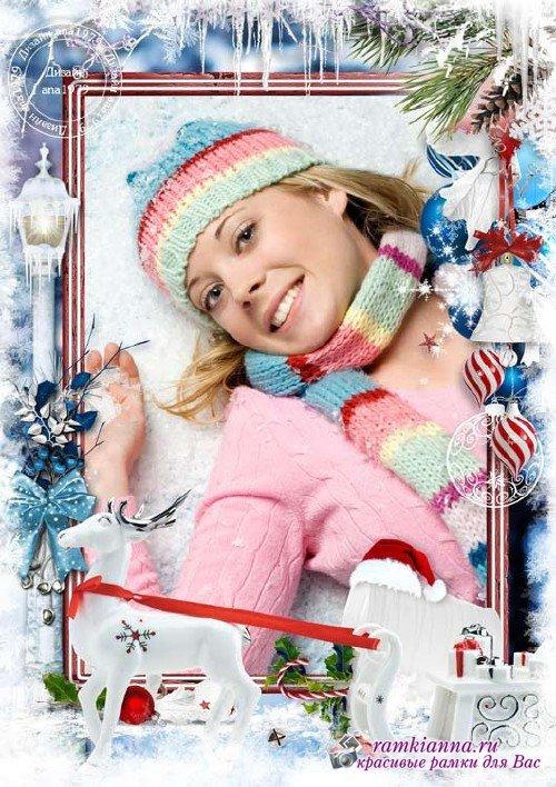 Картинки зимы в psd формате